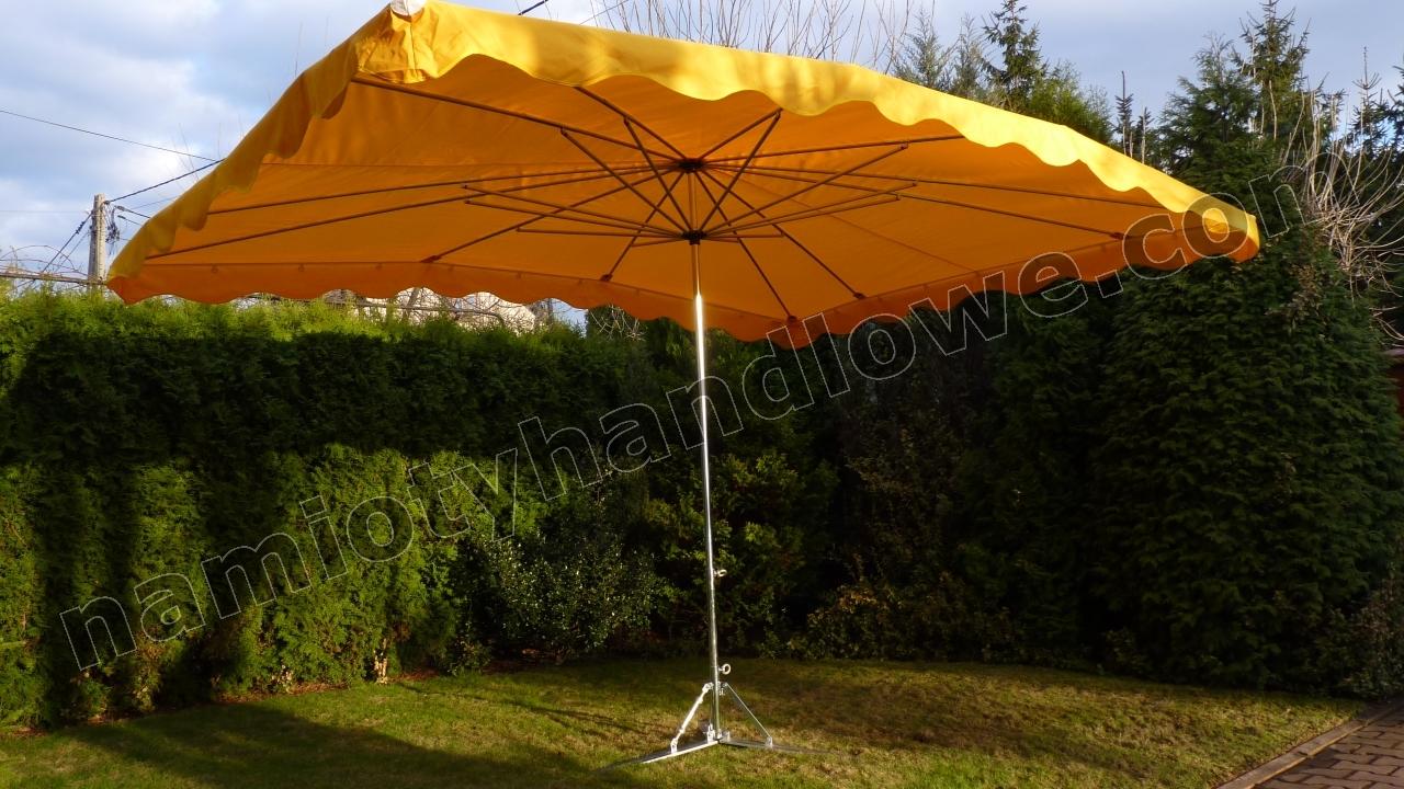 parasol handlowy 4x3 aluminiowy jako w dobrej cenie. Black Bedroom Furniture Sets. Home Design Ideas